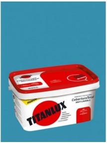 Azul calipso - Titanlux Cobertura Total