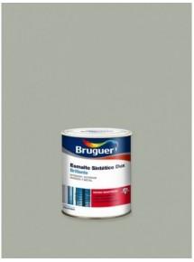 Esmalte Sintético Brillante - Gris Plata