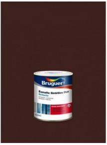 Esmalte Sintético Brillante - Tabaco