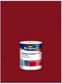 Esmalte Sintético Brillante - Rojo Burdeos