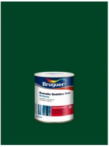 Esmalte Sintético Brillante - Verde Mayo