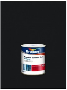 Negro - Esmalte Sintético Brillante