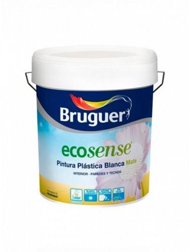 Pintura Plástica Mate Ecológica Ecosense Marca Bruguer