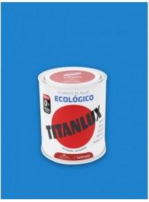 Azul índico - Titanlux Esmalte ecológico al agua