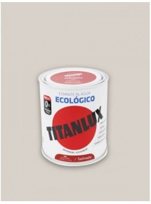 Gris suave - Titanlux Esmalte ecológico al agua