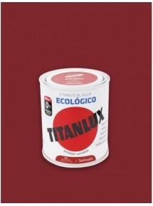 Rojo carruajes - Titanlux Esmalte ecológico al agua