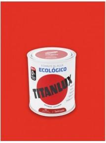 Rojo china - Titanlux Esmalte ecológico al agua