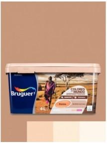 Colores del Mundo - Bruguer - Marrón natural