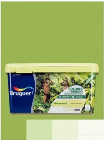 Colores del Mundo - Bruguer - Verde natural
