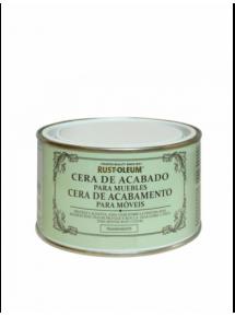 Cera Acabado Chalky Transparente