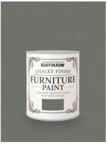 Chalky Finish Antracita - Bruguer