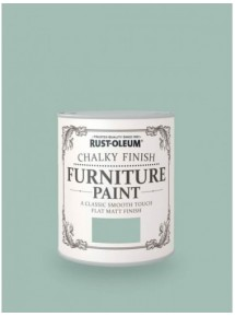Chalky Finish Azul Pastel - Bruguer