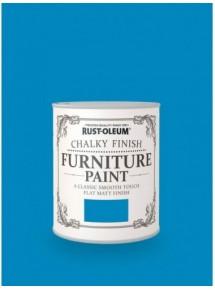 Chalky Finish Azul Profundo - Bruguer