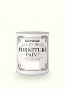 Chalky Finish Blanco Tiza - Bruguer