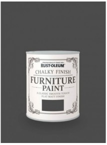Chalky Finish Grafito - Bruguer
