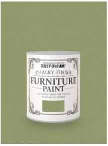 Chalky Finish Verde Salvia - Bruguer
