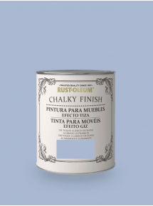 Chalky Finish Muebles Azul Cielo