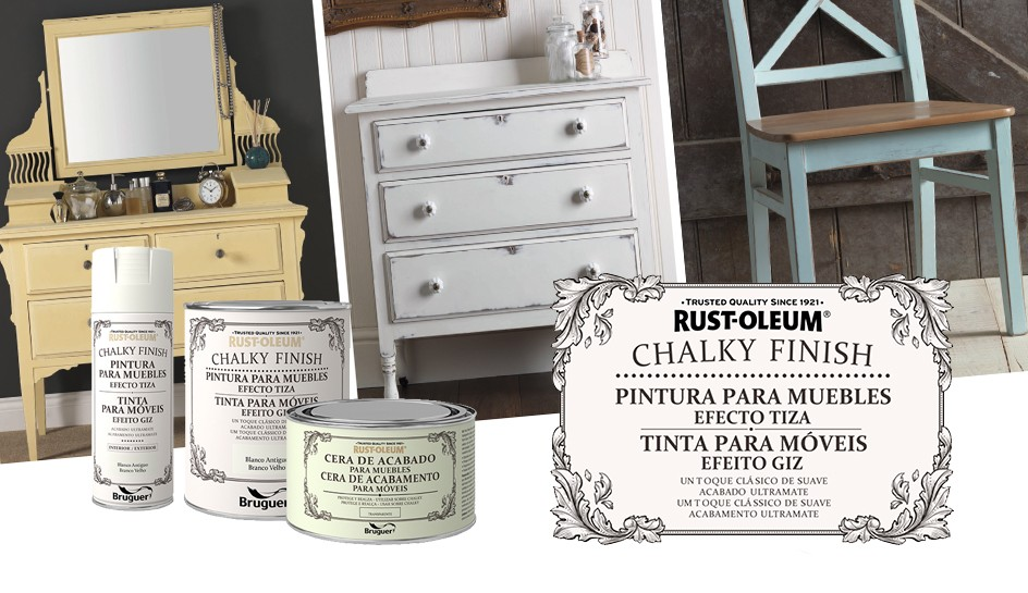 Chalky Finish - Bruguer